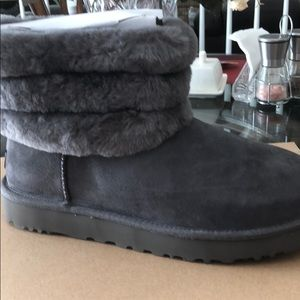 Gray UGG Boots. New in box.